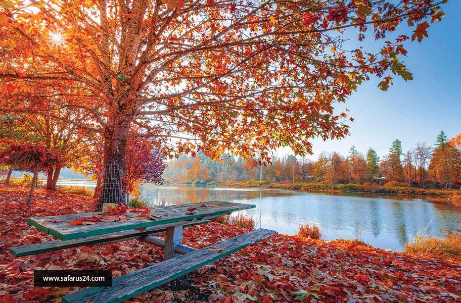 تور پاییز 1400