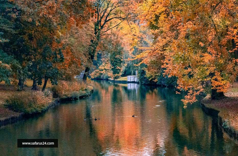 تور بلژیک پاییز 1400