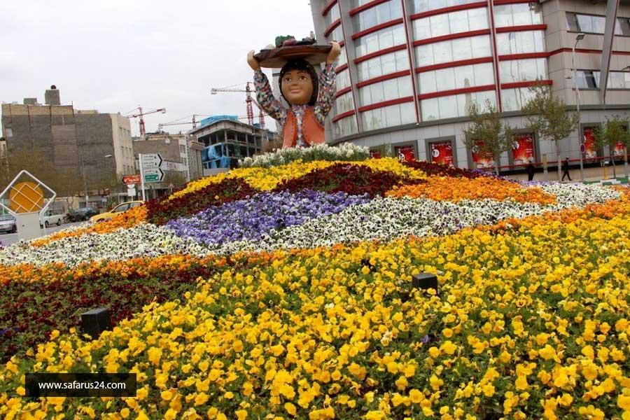 بهترین زمان قیمت تور هوایی مشهد از آبادان