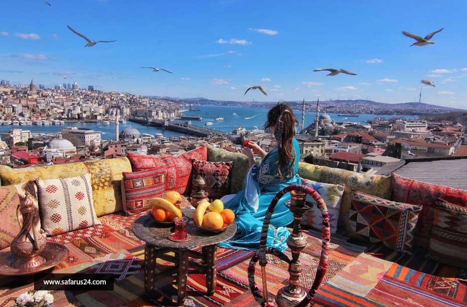 تور خیلی ارزان استانبول