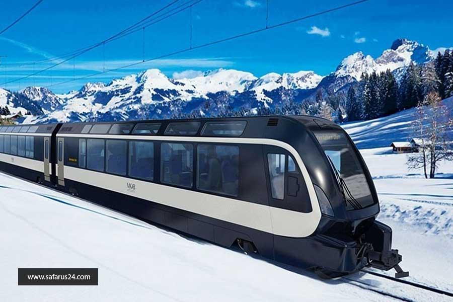 قطار مشهد از آبادان