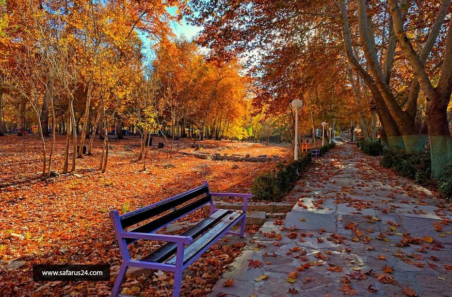 تور مشهد لوکس در پاییز
