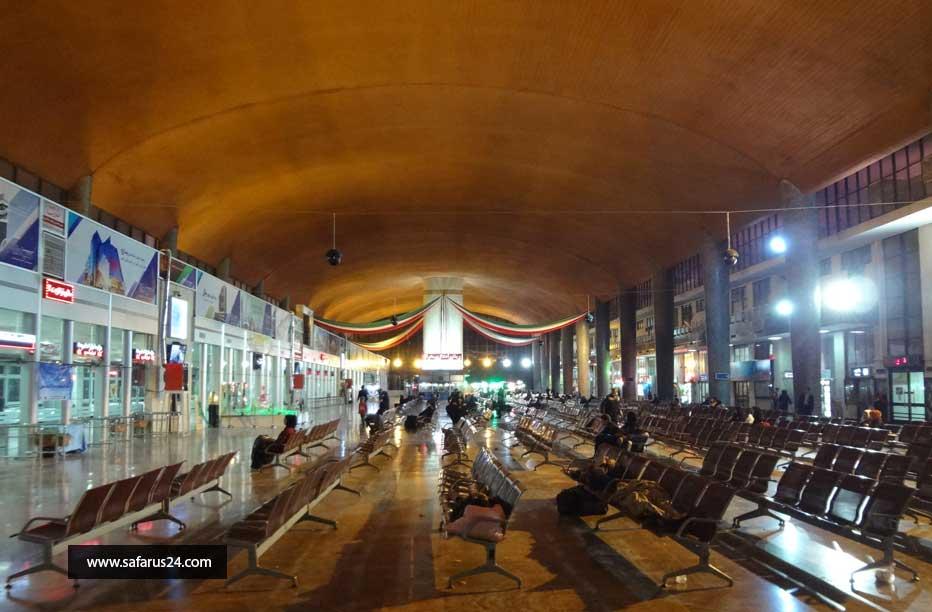 قیمت نوروزی مشهد با قطار