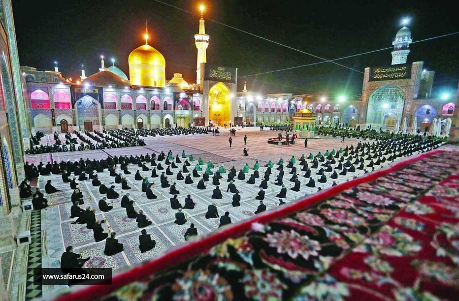 تور نوروزی مشهد