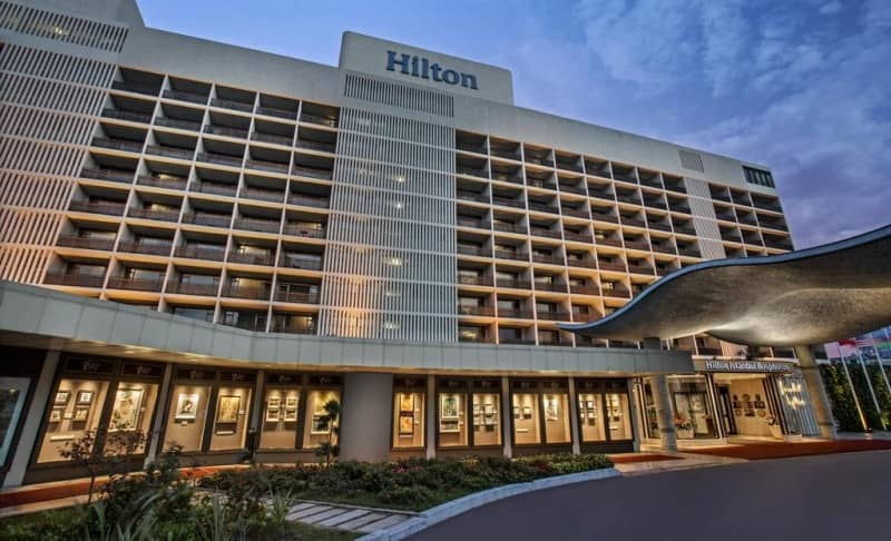 هتل هیلتون بوسفر