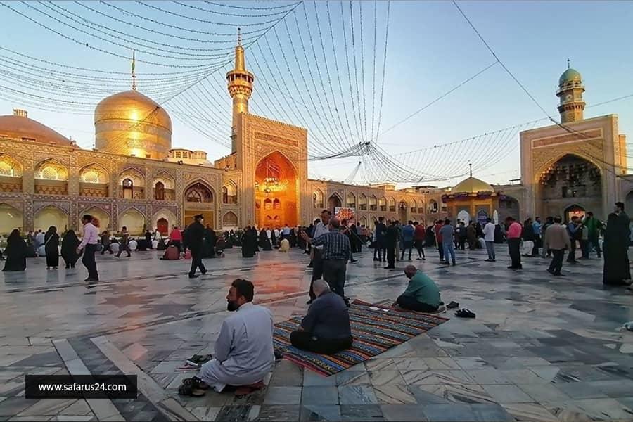 قومیت های مشهد