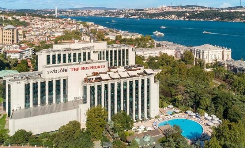 تور استانبول هتل سوییس