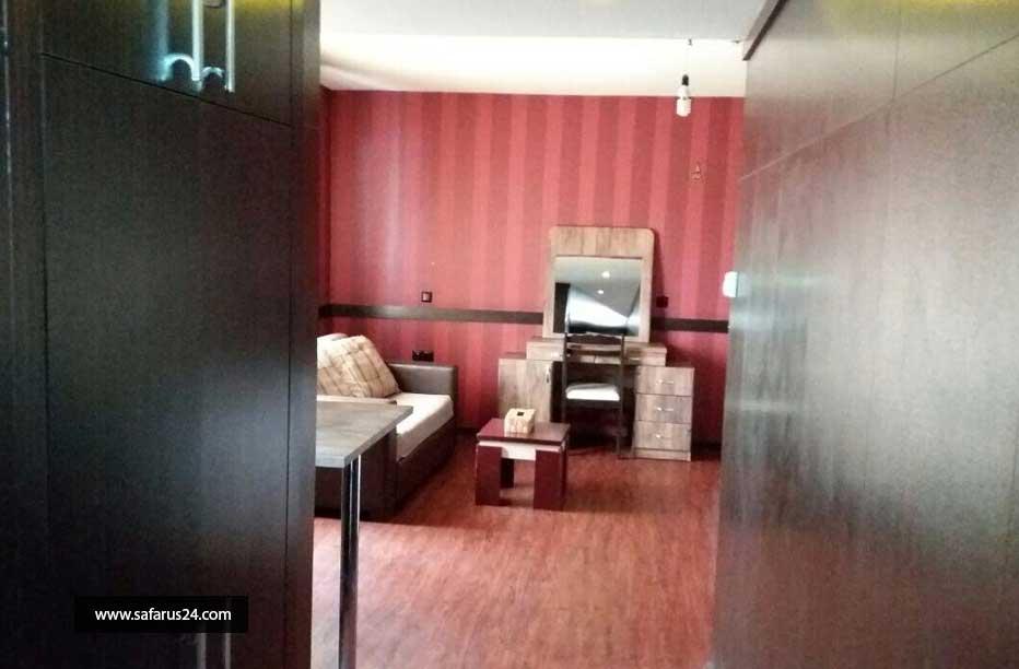 تور مشهد از تبریز هتل آپادانا هوایی