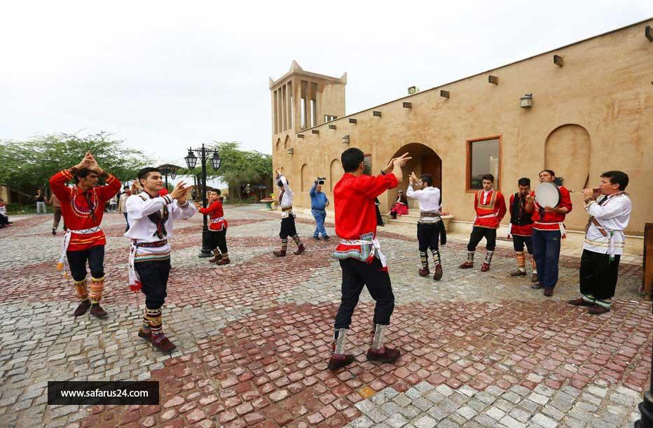 جشنواره نوروز تورهای کیش از ارومیه